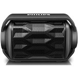 PHILIPS Speaker Bluetooth [BT2200B] - Black - Speaker Bluetooth & Wireless